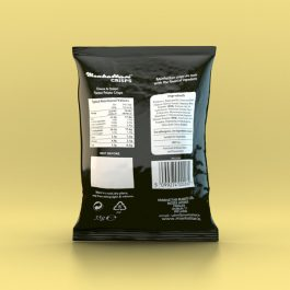Manhattan Cheese and Onion Crisps - 48 x 35g packets