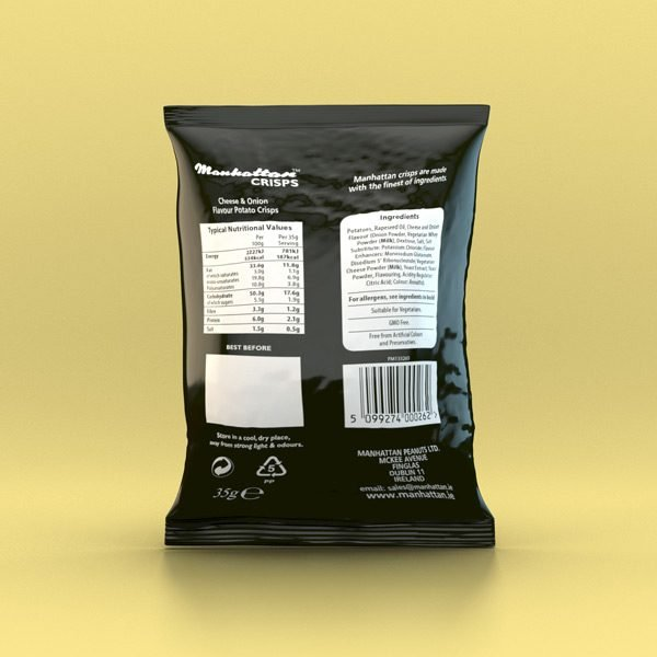 Cheese and Onion - 48 x 35g packets