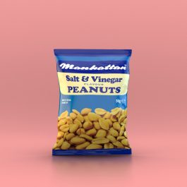 Manhattan Salt and Vinegar Peanuts