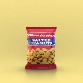 Manhattan 30g Salted Peanuts