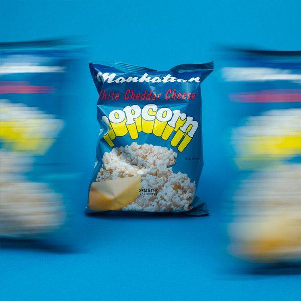 Manhattan Cheese Popcorn - 40 x 30g packets