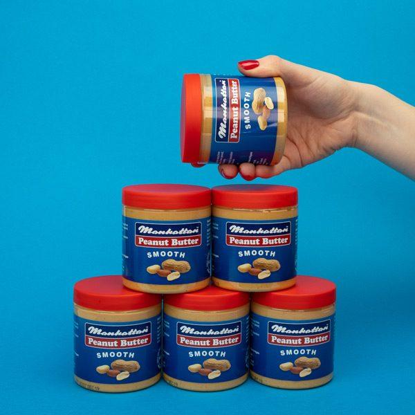 Manhattan Smooth or Crunchy Peanut Butter