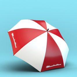 Manhattan Sheffield Golf Umbrella