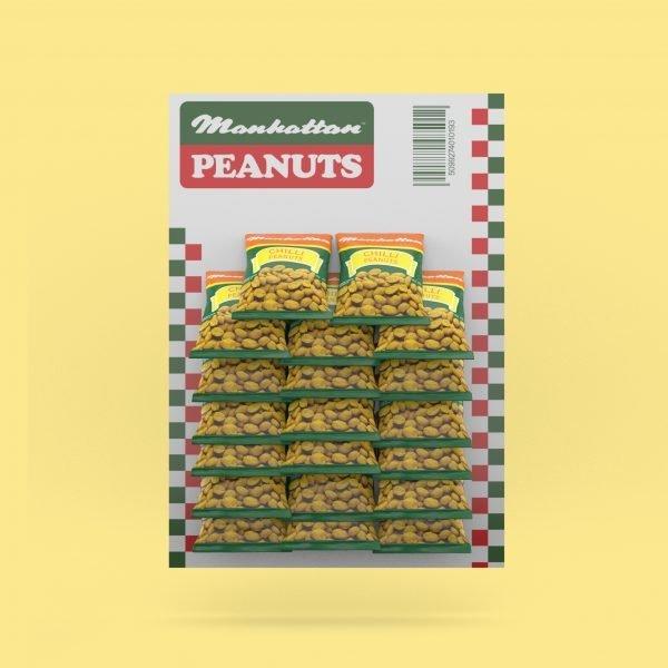 Manhattan Chilli Peanuts