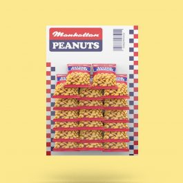 Manhattan Salted Peanuts 50g