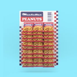 Manhattan Salted Peanuts 30g