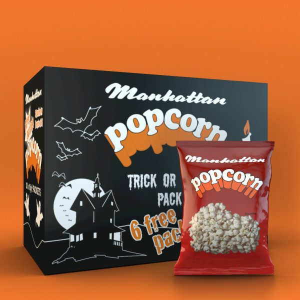 Manhattan Halloween Box