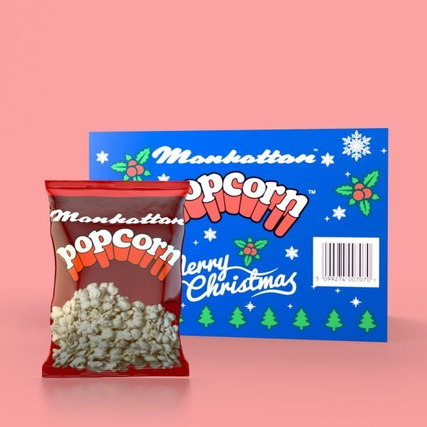 Manhattan Christmas Box
