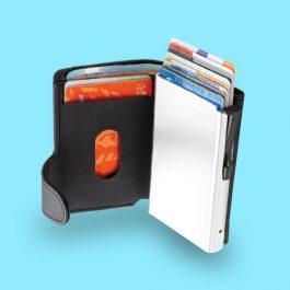 RFID Aluminium Wallet