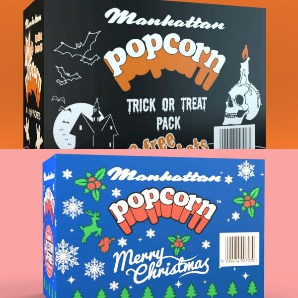Manhattan Seasonal Popcorn